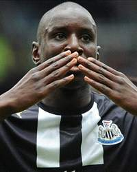 Demba Ba - Newcastle