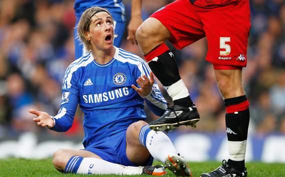 FA Cup - Chelsea v Portsmouth, Fernando Torres