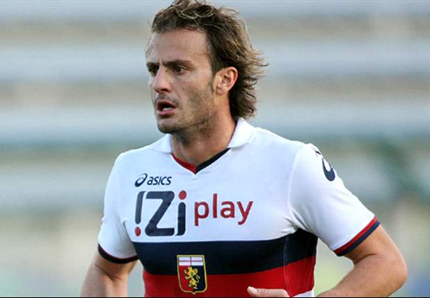 Report: Alberto Gilardino ruled out for a month