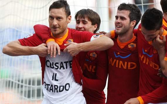 Francesco Totti - Roma (Getty Images)