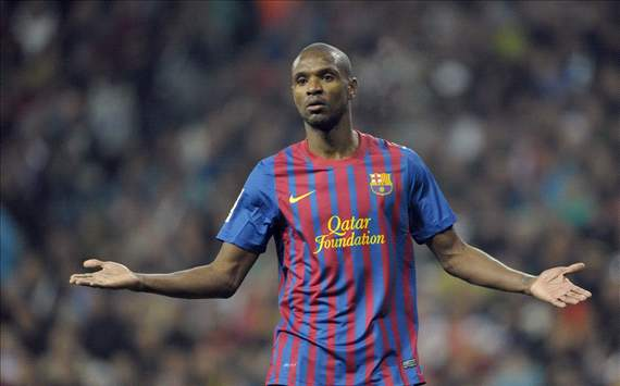 Abidal's agent comments on his client's return to football