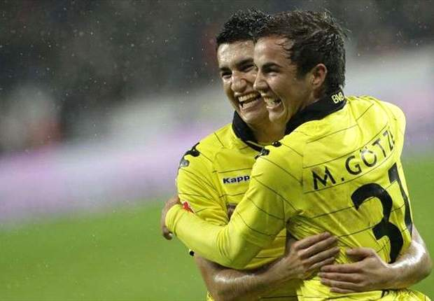 Dortmund re-sign Sahin on 18-month loan