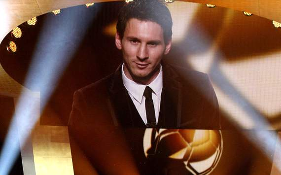 Messi the best in 2011