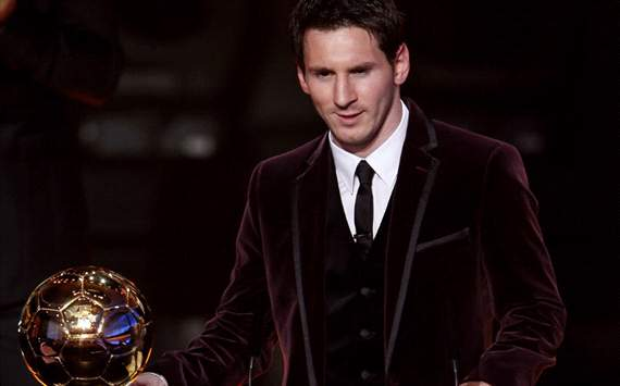 Messi 2011