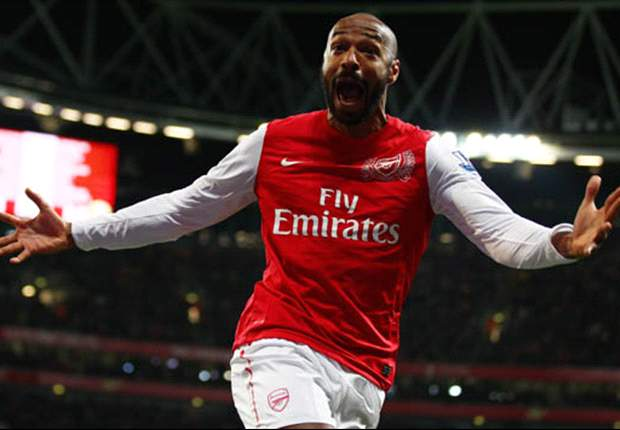 Henry lends support to injured Arsenal midfielder Wilshere