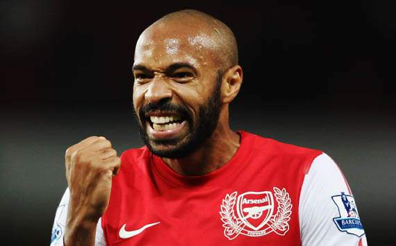 FA Cup - Arsenal vs Leeds United, Thierry Henry
