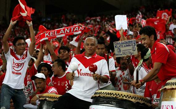 Kelantan Fans, Malaysia, Malaysian Super League