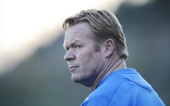 My relationship with Van Gaal is good, reveals Koeman