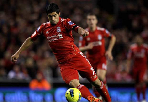 Luis Suarez aiming for silverware and a top-four Liverpool finish on return from eight-match ban