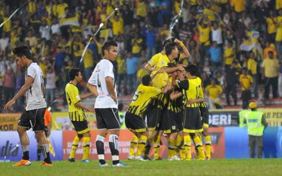 Perak FA, vs Terengganu FA, Malaysia, Malaysian Super League
