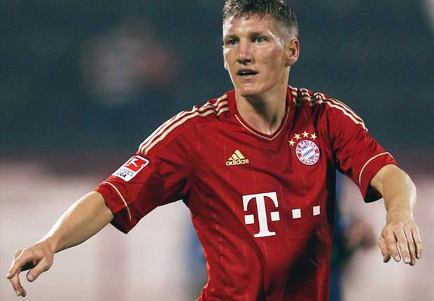 Schweinsteiger most worthy of a spot in the Goal.com 50, say readers