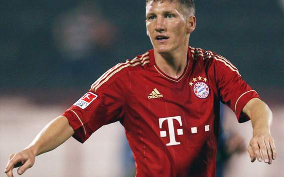 Goal.com Poll Results: Schweinsteiger most worthy of a spot in the Goal.com 50