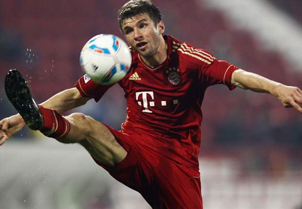 Muller: I want to spend my whole career at Bayern