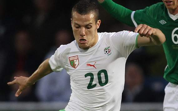 Djamel Mesbah - Algeria (Getty Images)