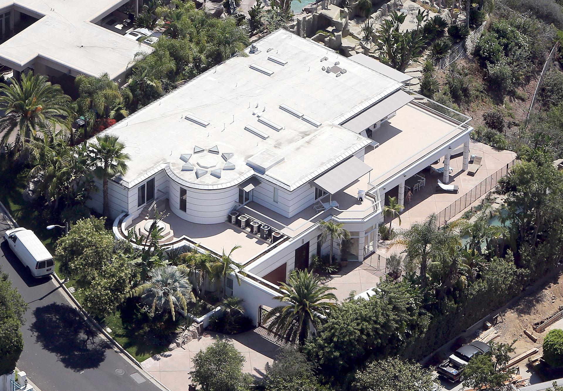Steven Gerrard House