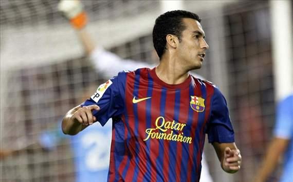 Pedro Rodriguez - Barcelona