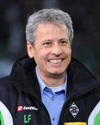 Lucien Favre, Borussia Mnchengladbach