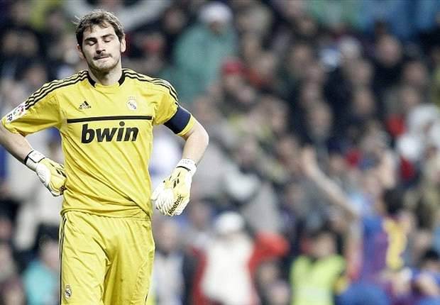Real Madrid's Iker Casillas admits to insulting referee in wake of Copa del Rey defeat to Barcelona