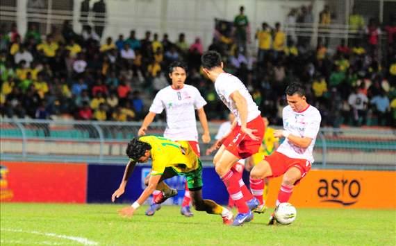 ... Muhymeen, Kedah FA, vs LionsXII, Malaysia, Malaysian Super League