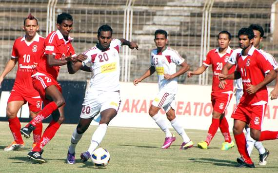 I-League, Churchill Brothers SC v Mohun Bagan