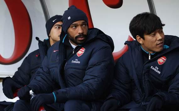 Arsene Wenger Bantah Thierry Henry Kembali Ke Arsenal ...