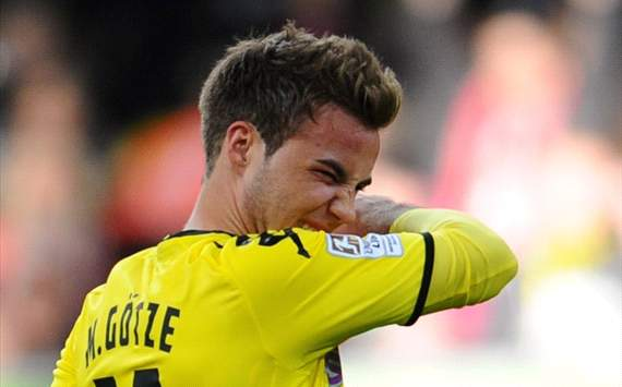 Gotze: Reus and I can replace Kagawa at Borussia Dortmund