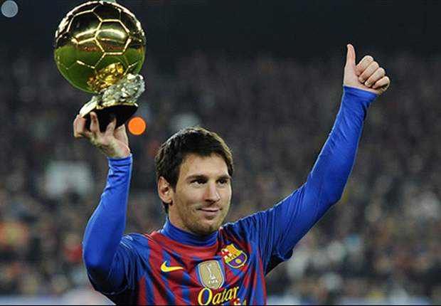 You win a Ballon d'Or on the pitch, not in an advert, says Messi's father