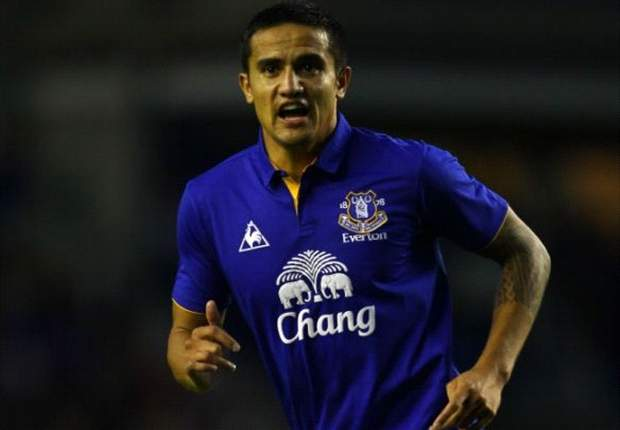 Saudi Arabian club Al Nasr interested in Everton's Tim Cahill - report
