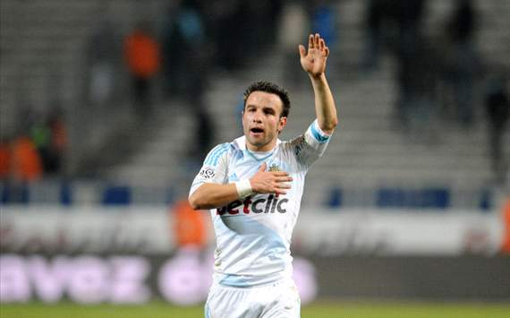 Valbuena wants to stay at Marseille