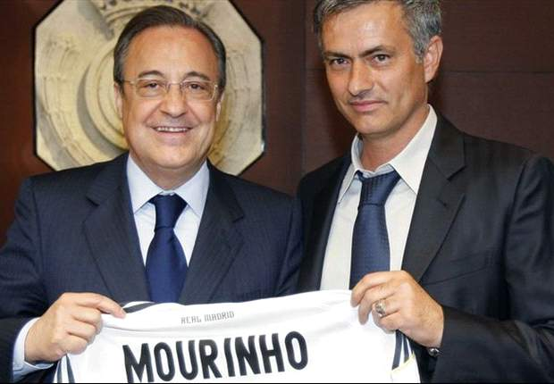 Florentino Perez: Mourinho was slow to understand Real Madrid at first