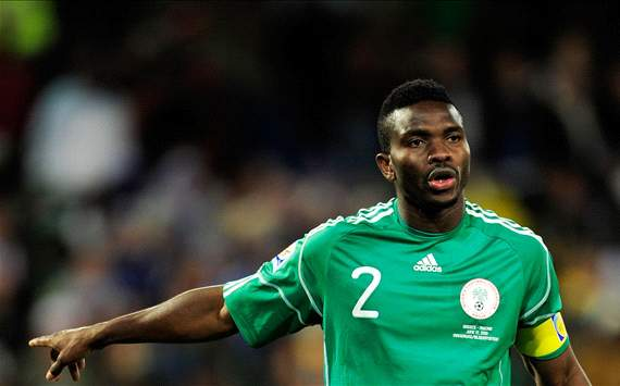 Joseph Yobo, Nwankwo Kanu & the five most capped Nigerian players