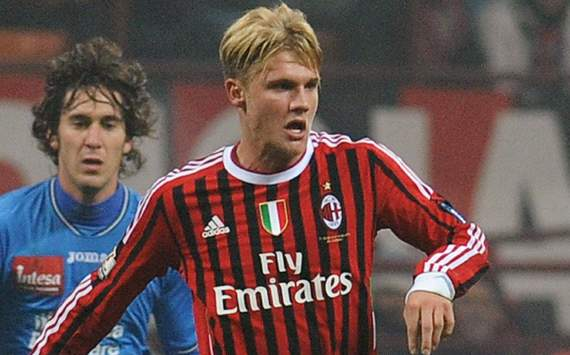 Alexander Merkel - Milan (Getty Images)
