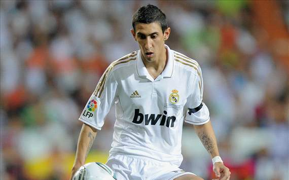Di Maria to be given the nod to start against Valencia - report
