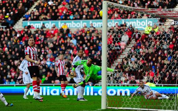 EPL,Stephane Sessegnon,Sunderland v Swansea City