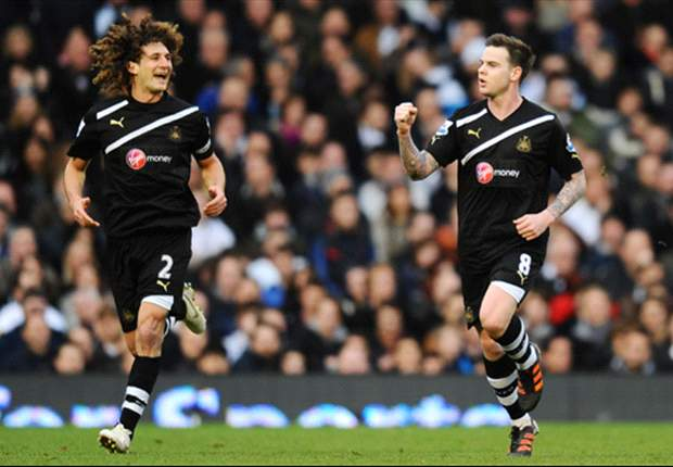 Newcastle United's Danny Guthrie bemoans lack of focus in 'unacceptable' 5-2 Fulham thrashing
