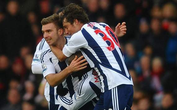 EPL,James Morrison,Stoke City v West Bromwich Albion