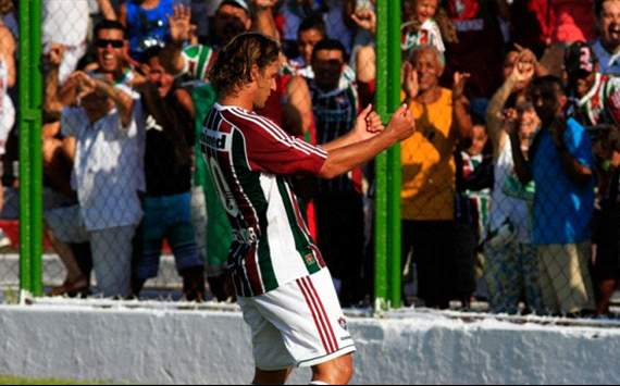 Copa Libertadores 2012: Fluminense win the group in dramatic fashion whilst Riquelme leads Boca to victory