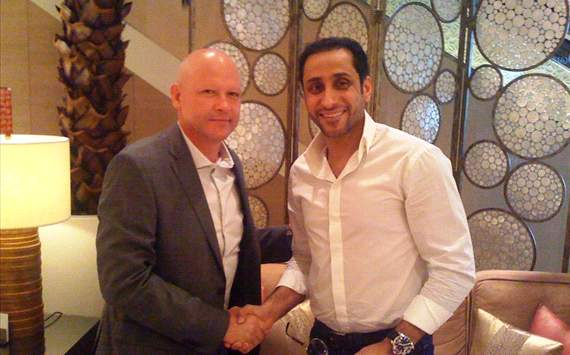 Official: Al Hilal dismiss Thomas Doll and appoint ex-Czech Republic boss Ivan Hasek