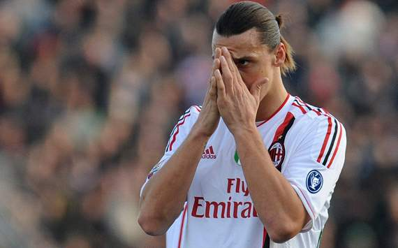 Zlatan Ibrahimovic - Milan (Getty Images)