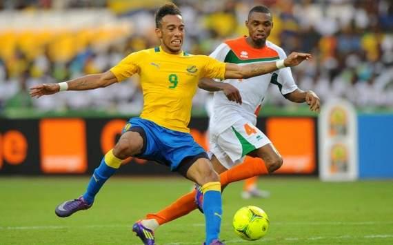 CAN 2012 : Pierre-Emerick Aubameyang (Gabon vs Niger)