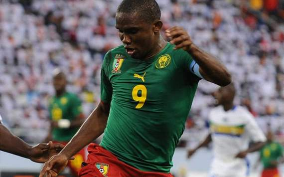 Cameroon - Eto'o