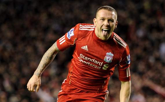 Carling Cup - Liverpool v Manchester City, Craig Bellamy