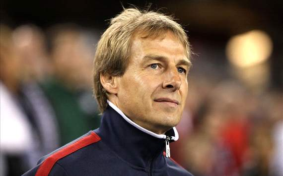 Klinsmann doubts England can win Euro 2012