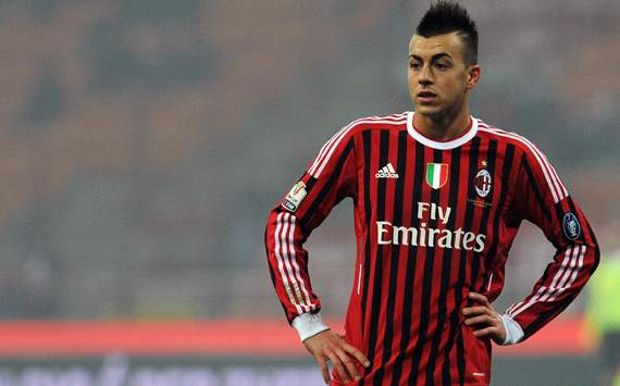 AC Milan's Stephan El Shaarawy targets Juventus scalp in Coppa Italia semi-final