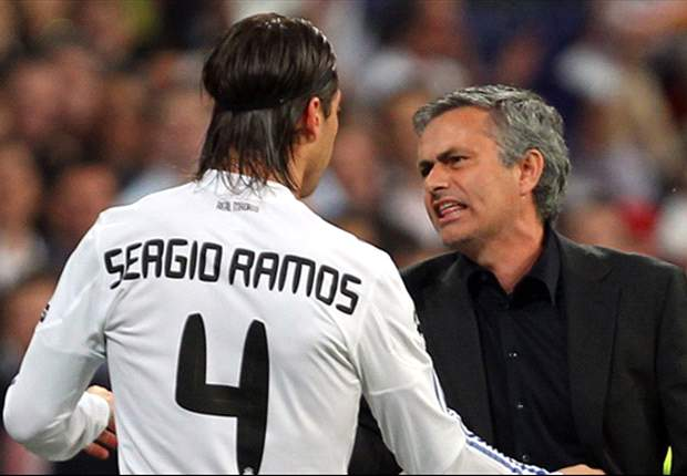 Sergio Ramos: It's a privilege to work under Mourinho