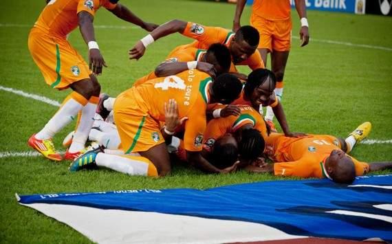 CAN 2012 : Ivory Coast