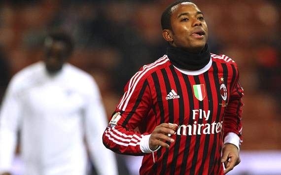 Robinho - Milan (Getty Images)