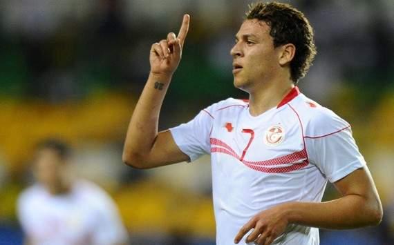 CAN 2012 : Youssef Msakni (Tunisia)
