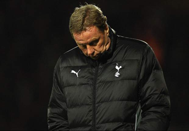 Mock the Weekend: Redknapp is left to be consoled by Sandra after Hodgson gets the England nod