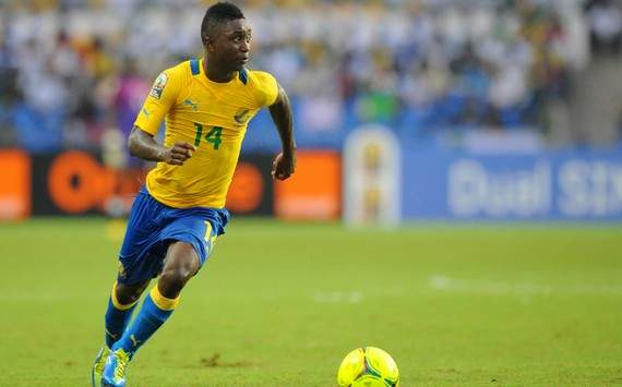 CAN 2012 : Levy Madinda (Gabon)